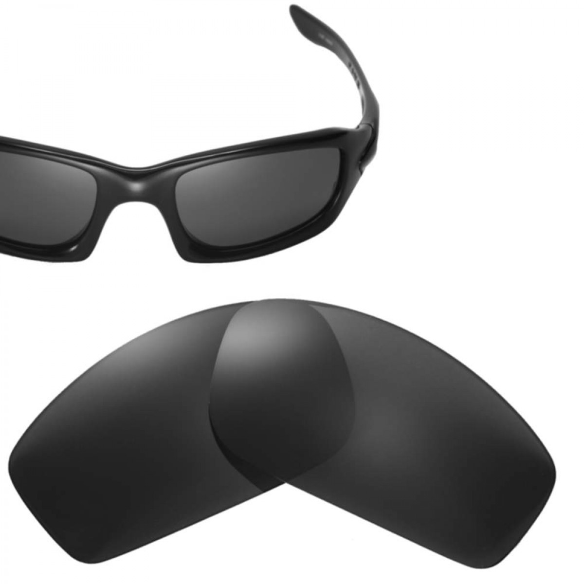 ef8392f3a4 Cofery Lenses Store Cofery Replacement Lenses for Oakley Fives 4.0  Sunglasses