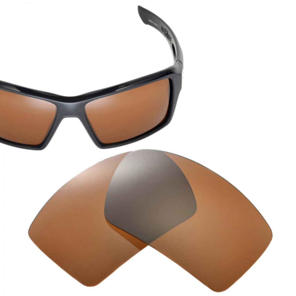 62caa3a318ebe Cofery Lenses Store Cofery Replacement Lenses for Oakley Eyepatch 2  Sunglasses