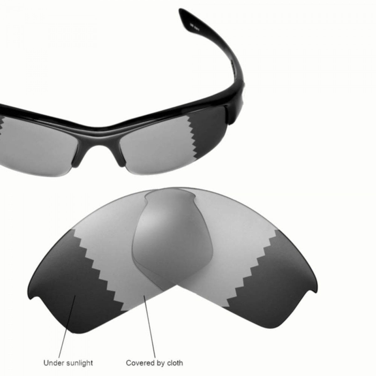 Oakley Bottlecap Replacement Lenses