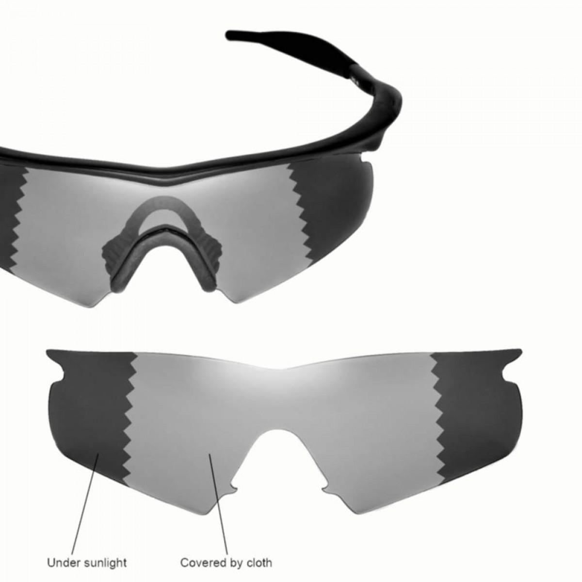 5d103aae5f Cofery Lenses Store Cofery Replacement Lenses for Oakley M Frame Hybrid  Sunglasses