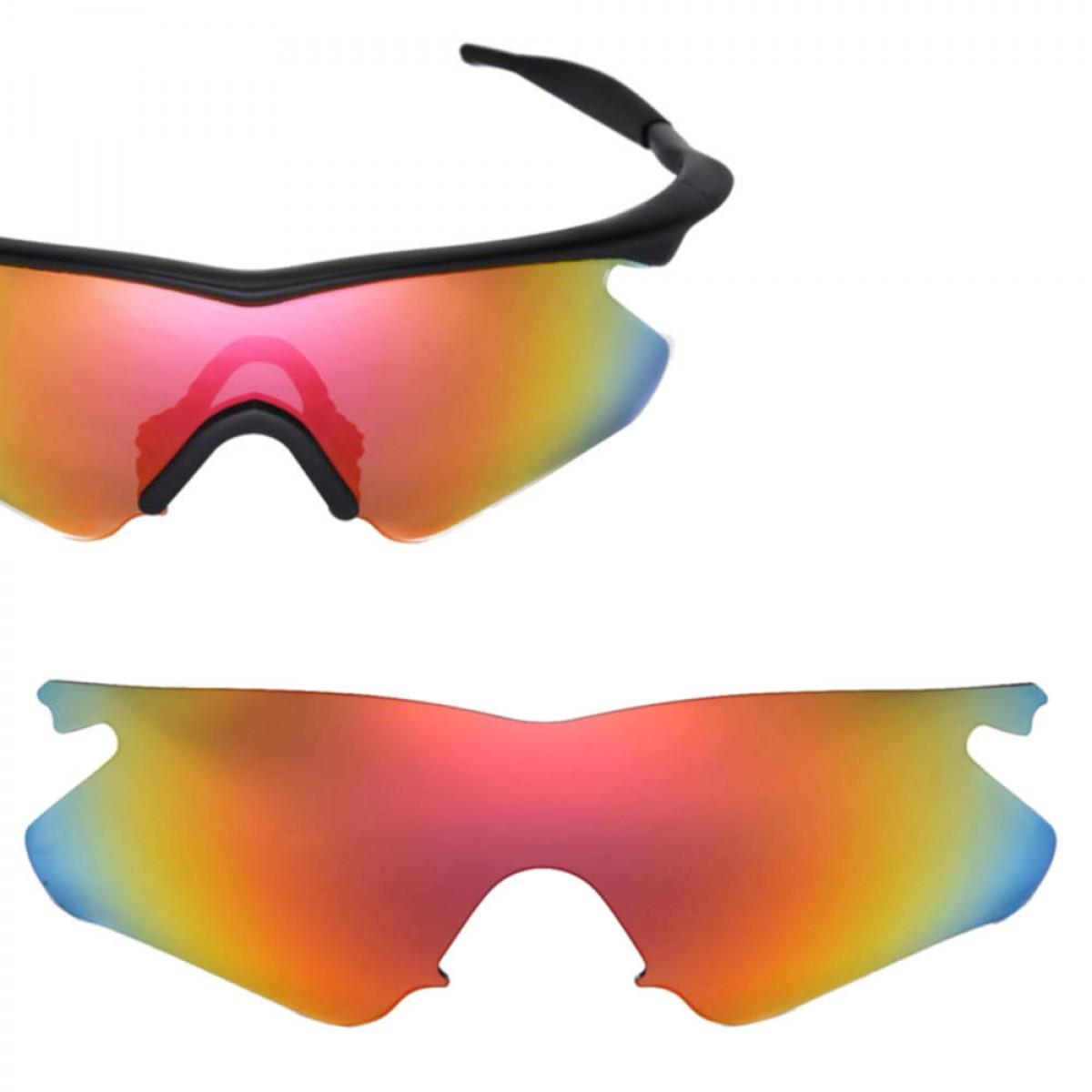 c0d2f5cbdf Cofery Lenses Store Cofery Replacement Lenses for Oakley M Frame Heater  Sunglasses