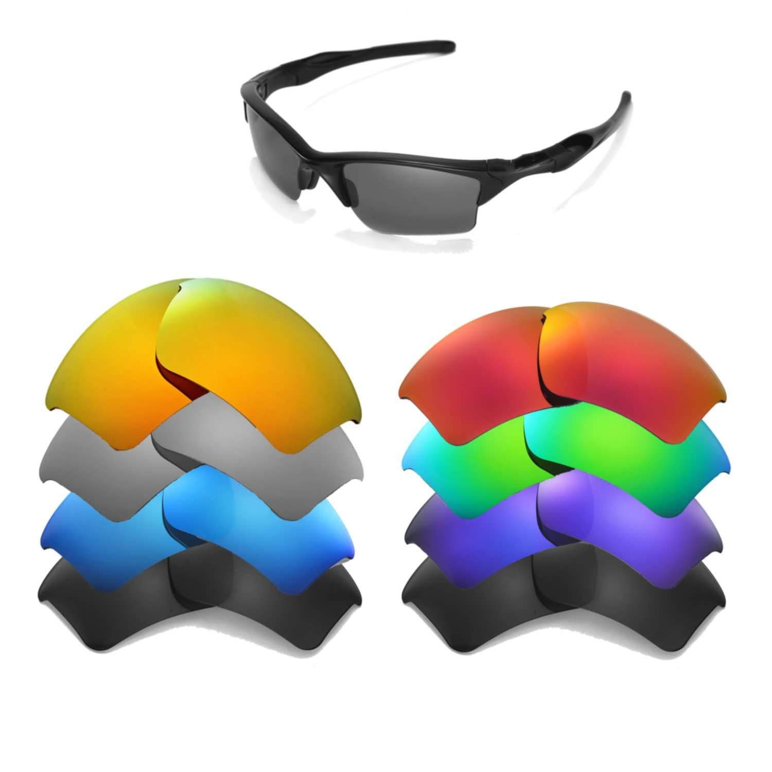 difference between oakley half jacket 2.0 and 2.0 xl s3lr  Cofery Lenses Store Cofery Replacement Lenses for Oakley Half Jacket 20 XL  Sunglasses
