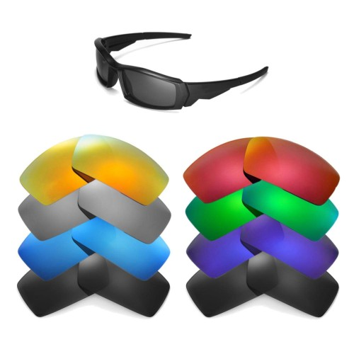 Cofery Replacement Lenses for Oakley Canteen Sunglasses