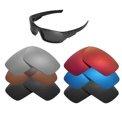 Cofery Replacement Lenses for Oakley Crankshaft Sunglasses