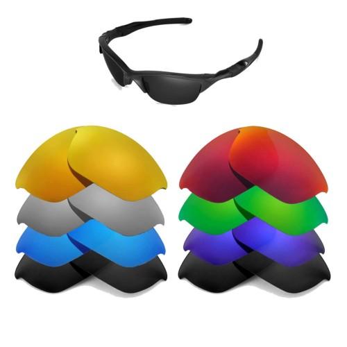 Cofery Replacement Lenses for Oakley Half Jacket 2.0 Sunglasses