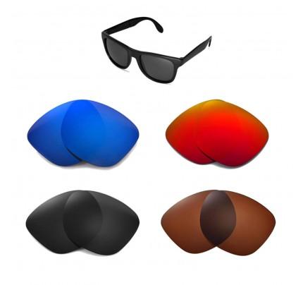 f1eaeeaaee Cofery Replacement Lenses for Ray-Ban Wayfarer RB4105 54mm Sunglasses